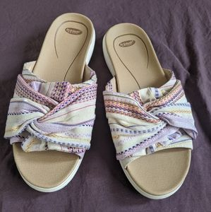 Dr. Scholl's Cloth Sandals